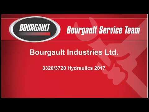 Drill Hydraulics - 3320 PHD & 3720 ICD