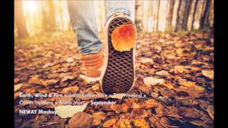 Earth, Wind & Fire - September (Neway Mashup)