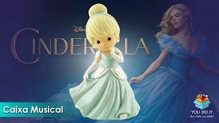 Caixa de Música Cinderela