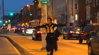 📹 Dimitri Reeves of Baltimore, Maryland - Michael Jackson ON-STREET Performances width=