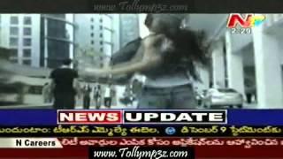 Noopur Patwardhan Thums Up Ad with Mahesh Babu
