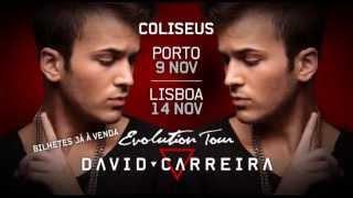 David Carreira Evolution Tour Coliseu 2014
