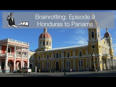 Brainrotting: Episode 9 – Border Corruption Honduras BMW F650 GS adventure motorcycles overland