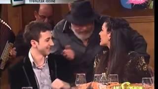 Adil - Od usana do stopala - (Live) - Ami G Show - (TV Pink 2012)