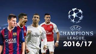 UEFA Champions League | 2016/17 Promo | [HD]