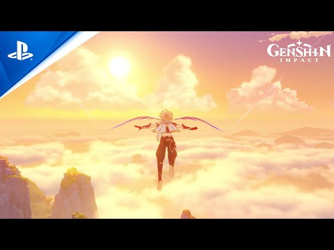 WTFF::: Genshin Impact for PS5 - eight minutes of gameplay