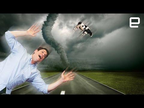 Tornado simulators and cranial cracking robo-surgeons | ICYMI