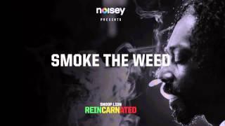 Snoop Lion - Smoke The Weed (Reincarnated Album) HD