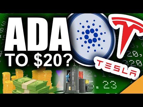 MOST INSANE Cardano Price Prediction (ADA to )