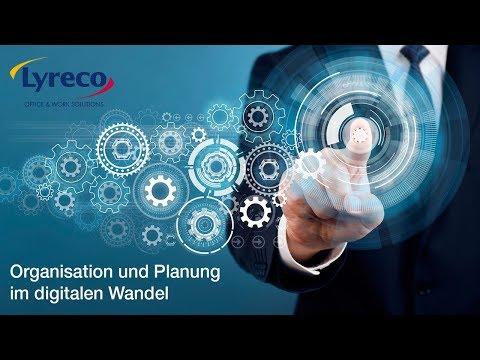 Organisation und Planung im digitalen Wandel