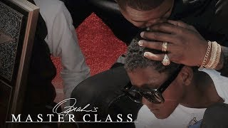 Usher on the Challenge of Raising Black Sons in America | Oprah's Master Class | OWN