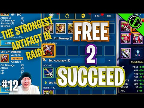 We Can't Lose With This Artifact! Free 2 Succeed - EPISODE 12