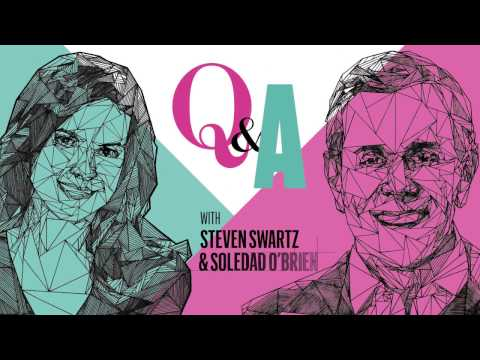 Soledad O'Brien Interviews Hearst's Steven R. Swartz