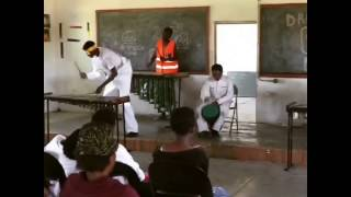Dramatic Need Marimba Boys - 'Wiggle'