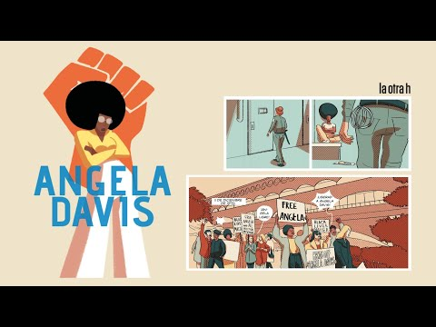 Vidéo de Angela Davis