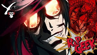 "RAP Anime #31   Alucard (Hellsing) ""O Mal Necessário"" Beat: FIFTY VINC   Yuri Black"