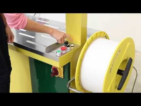 HDS-9 Automatische Umreifungsmaschine