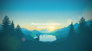 No promises勿承諾-Cheat Codes ft. Demi Lovato(lyrics中文字幕)
