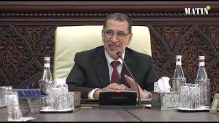 El Othmani préside la réunion du conseil de gouvernement