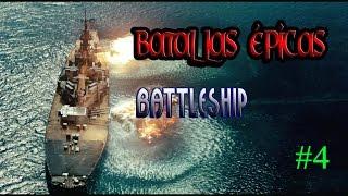 BATALLAS EPICAS - BATTLESHIP