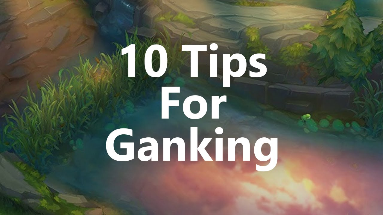 Arcsecond - 10 Tips for Ganking