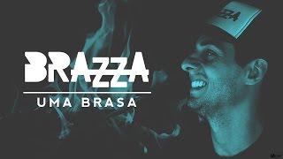 Uma Brasa (Lyric Video) - Fabio Brazza (prod. Leo Casa1)