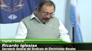 Palabras de Ricardo Iglesias sobre Enrique Venturini a un año de su fallecimiento