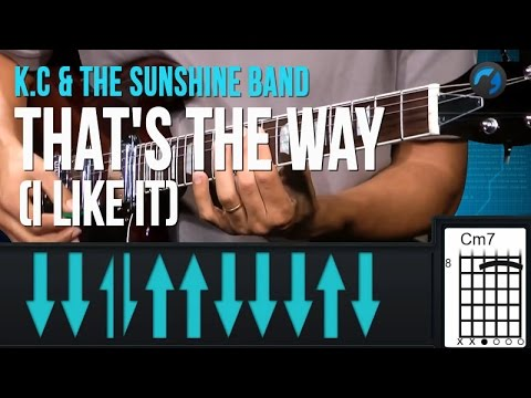 KC and The Sunshine Band - That's The Way (I Like It)