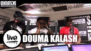 Douma Kalash - Igo #3 (Live des studios de Generations)