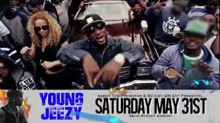 Young Jeezy x Live In Rochester, NY x May 31st 2014 x Commercial