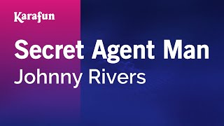 Karaoke Secret Agent Man - Johnny Rivers *