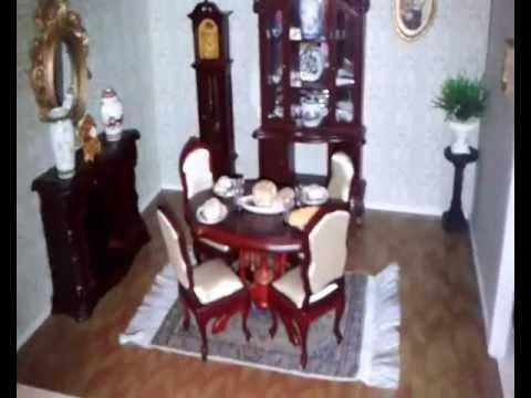 Costruire Una Casa Delle Bambole Di Legno : Come realizzare tavolo e sedie per la casa delle bambole fai da