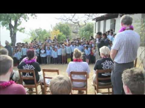 Ranum Efterskole Nepal 2012
