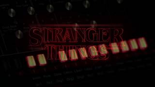 STRANGER THINGS THEME - Roland JX-03 Cover