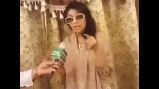 Hip hop style of pakistani girl