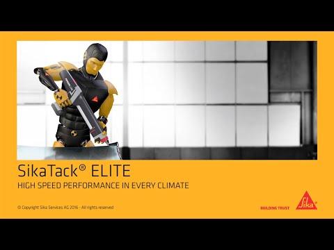 SikaTack® ELITE - Erittäin nopeasti kuivuva tuulilasiliima