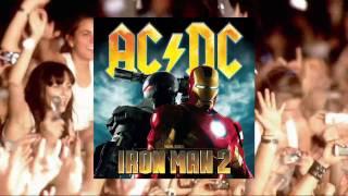 AC/DC: Iron Man 2 CD/DVD Teaser Video