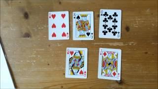 Addi´s Pokerschule, Lektion 2, Auf dem Flop nichts getroffen