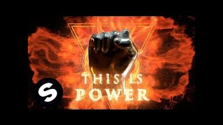 Hardwell & KSHMR - Power (Official Lyric Video)
