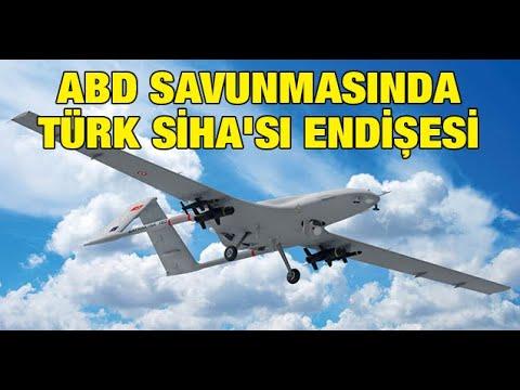 ABD savunmasında Türk SİHA'sı endişesi
