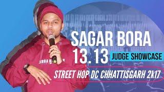 Judge showcase | SAGAR BORA 13.13 crew in Street hip-hop dance championship