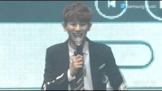 [720p] D.O. & Baekhyun & Chen - Soft Live 140415