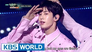 VAV - ABC (Middle of the Night) [Music Bank / 2017.07.07]