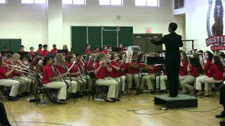 Pink Panther -- Hopewell Middle School 6th Grade Band