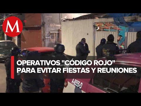 Pese a semáforo rojo, en alcaldía Cuajimalpa han suspendido más de 200 fiestas