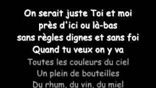 Guillaume Grand-Toi et Moi (Paroles/Lyrics)
