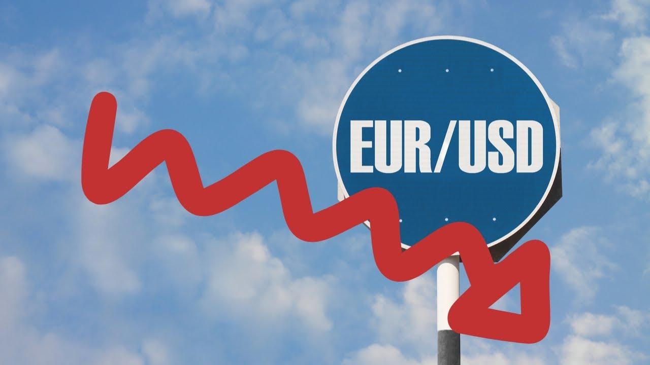 EURUSD pronto a crollare?