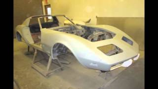 1976 Corvette Stingray Restoration