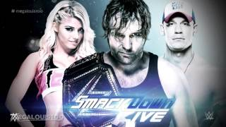 "WWE Smackdown New 2016 Theme song - ""Take a Chance"" with download link"