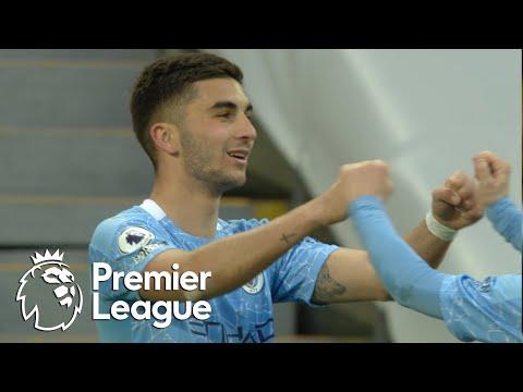 Ferran Torres' scorpion kick puts Manchester City ahead of Newcastle | Premier League | NBC Sports